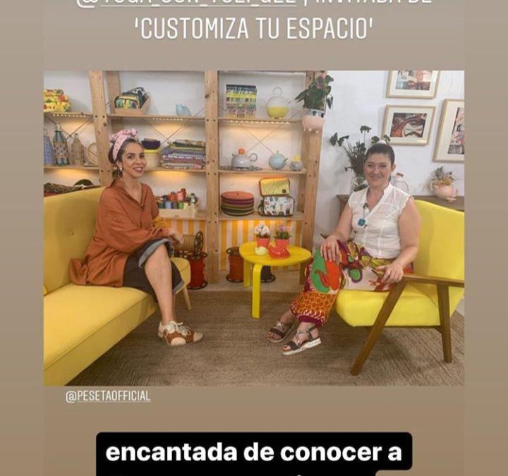 Entrevista en el canal DECASA